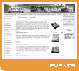 events - web solution